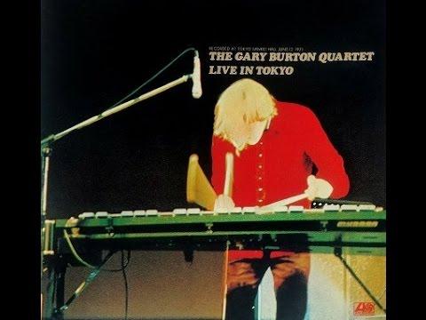 Gary Burton Quartet - On The Third Day