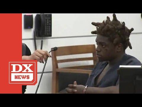 Kodak Black Sentenced In Weapons Case