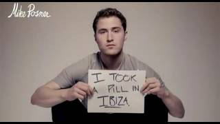 Mike Posner - I Took A Pill In Ibiza (SeeB Remix) 1 Hour
