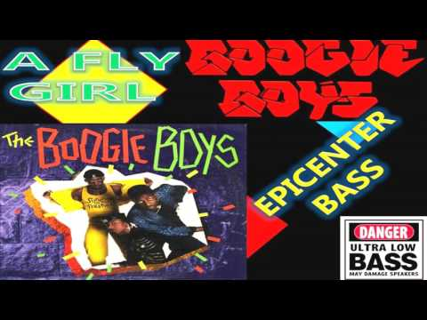 The Boogie Boys / A Fly Girl (Instrumental Epicenter Bass) Boosted-HQ