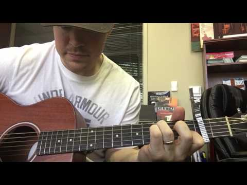 The Fighter Guitar Chords - Keith Urban - Khmer Chords