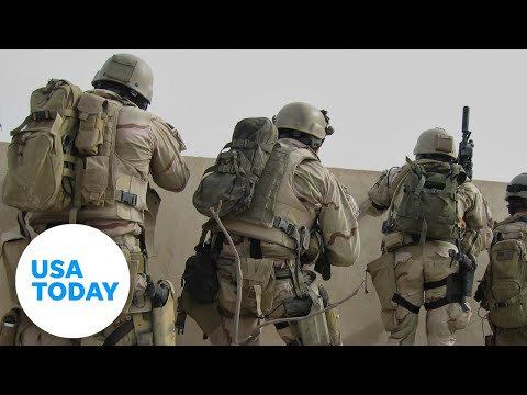 Navy SEALs : What the training process entails   USA TODAY
