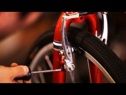 How to Adjust Too-Tight Brakes | Bicycle Repair