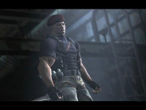 Resident Evil 4 (PC) (2007) - Krauser BOSS MOD Download (Alpha Version)