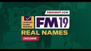 FM19 real names | A Football Manager 2019 name fix