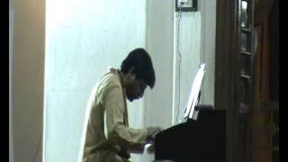 Rabindra sangeet on Piano
