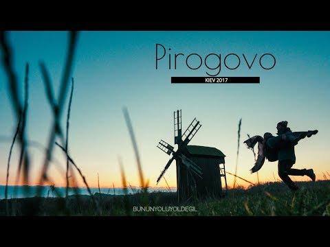 Şirinlerdeki Köye Gittik - Pirogovo KIEV 🇺🇦
