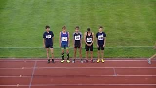 Финал 400 м Юноши