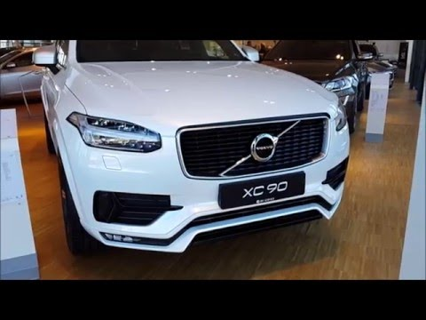 2016 volvo xc90 inscription and momentum quick look doovi. Black Bedroom Furniture Sets. Home Design Ideas
