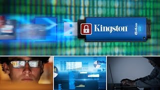 Encrypted USB Drive - Kingston Technology