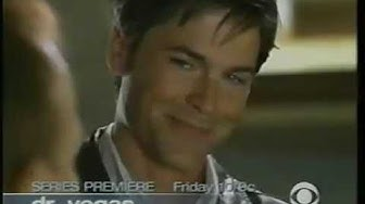 2004 - Promo for Series Premiere of 'Dr. Vegas' with Rob Lowe