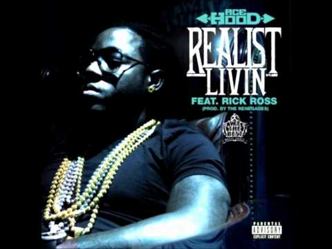 Ace Hood Ft. Rick Ross - Realist Livin Instrumental