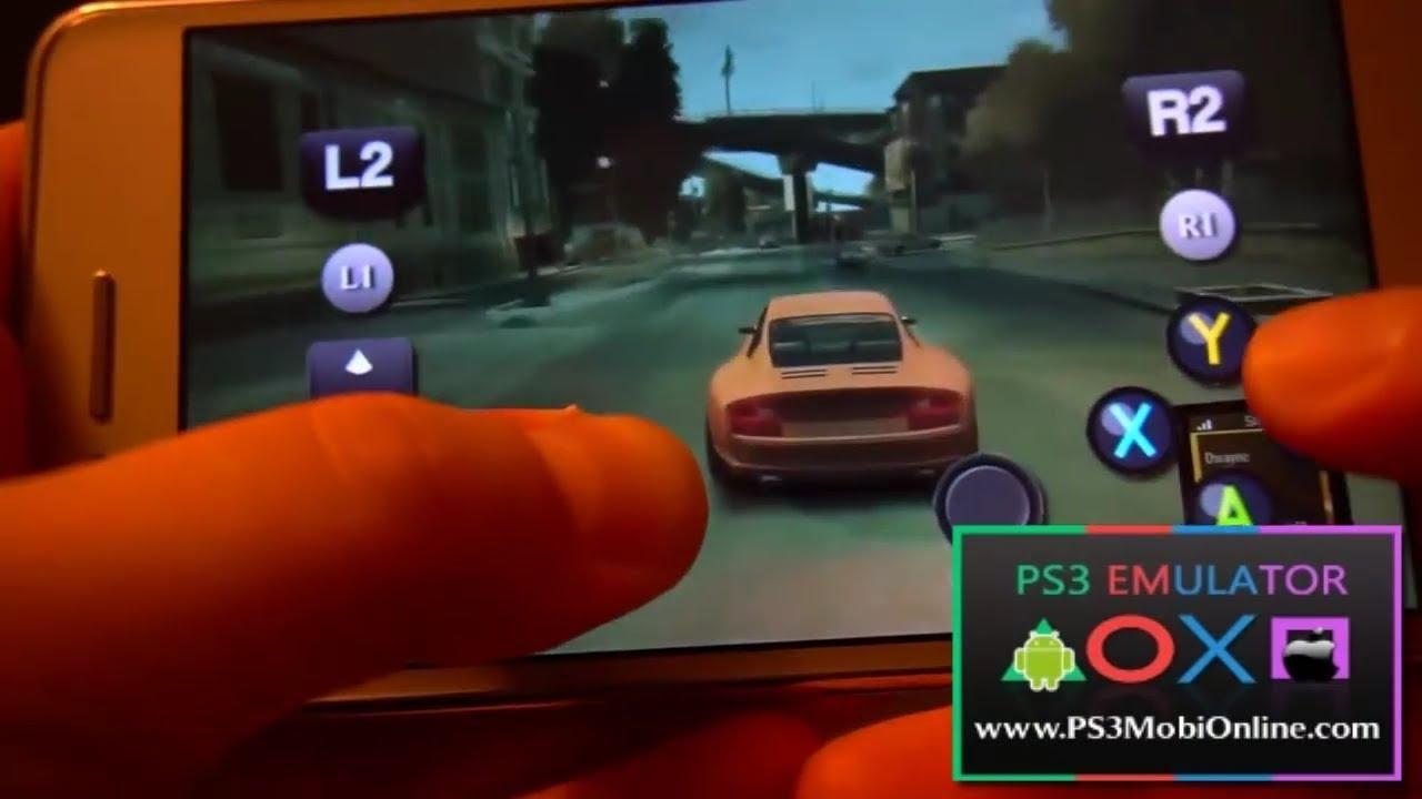 descargar emulador de play 3 para android