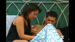 Секс кровать семья прозерватив