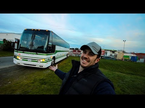 How To Find Your DREAM JOB .. ? | Tour Bus Driver