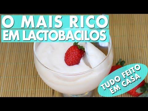 Melhor iogurte da sua vida | Super probiótico, natural e sem lactose