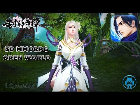 THE LEGEND OF DRIFICATION Gameplay (CN) Mobile MMORPG