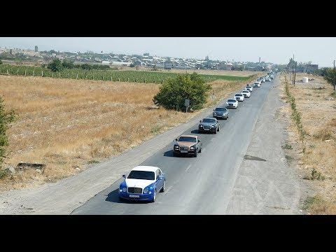 Свадебная колонна - Армения