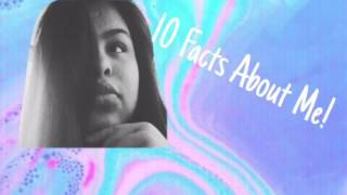 10 Facts About Me! | Ashanti