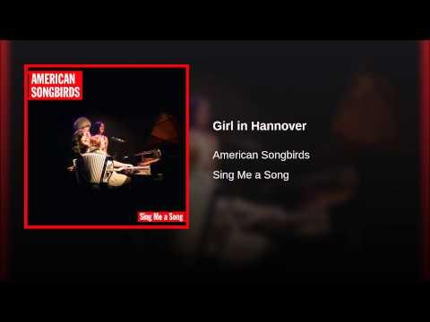 Girl in Hannover