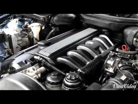bmw e39 523i engine sound m52b25 youtube. Black Bedroom Furniture Sets. Home Design Ideas