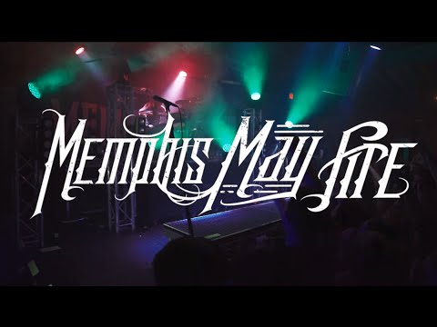 Memphis May Fire (Full Set) at Underbelly