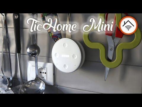 TICHOME MINI: la prima alternativa a Google Home in Italia - RECENSIONE