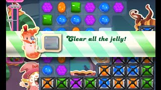 Candy Crush Saga Level 1297 walkthrough (no boosters)