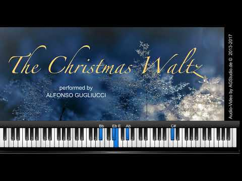 Christmas Waltz Chords.Chords For The Christmas Waltz Jazz Piano