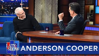 Download How Stephen Saved Anderson Cooper From Drowning On Live TV