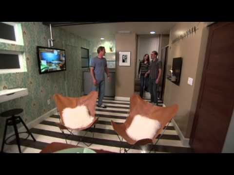 HGTV's Room Crashers Season 3 Episode 1 w/ Host Todd Davis and Guest Designer Jelena Suman-Jarosz