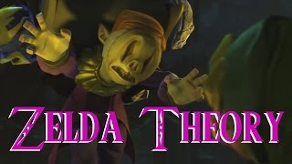 Zelda Theory - Secrets of The Happy Mask Salesman