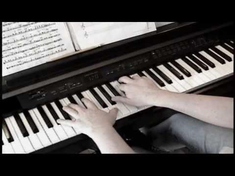 The Pacific - Theme - Piano