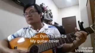 Sông quê - Guitar cover