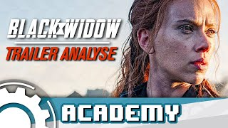 Marvel Studios' Black Widow - Official Teaser Trailer Analyse