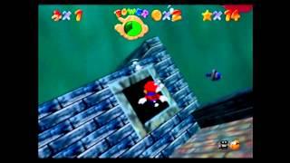 Super Mario 64 - Part 15: Plunder In The Sunken Ship