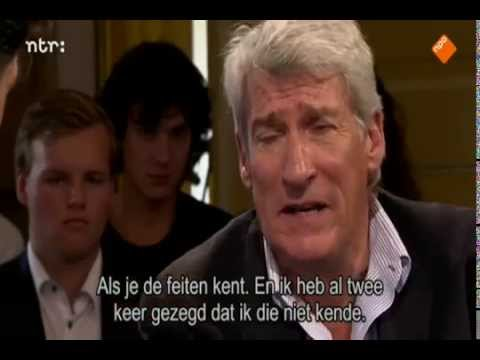 PAXMAN fails on Dutch TV about SAVILE SCANDAL