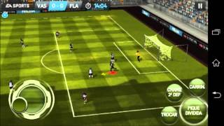 Gameplay FIFA 14 Android on Xperia L - APK MOD