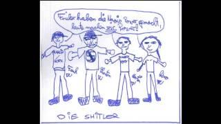 Die Shitlers - Cordon Sport Massenmord feat. Koljah und Panik Panzer (Antilopengang)