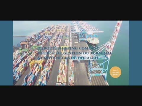 Djibouti: Société Gestion Terminal à Conteneurs de Doraleh - https://youtu.be/6kv7KiU1tEY