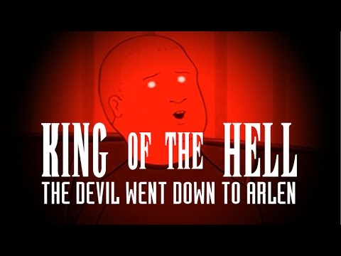 King of the Hell - The Devil Went Down to Arlen [YTP]  - A King Of The Hill Youtube Poop