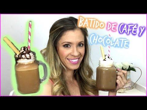 BATIDO DE CAFÉ Y CHOCOLATE - NatyGloss