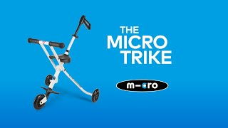 Micro Trike - The perfect toddler trike | Micro Scooters