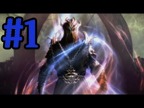 Skyrim Dragonborn DLC Gameplay Walkthrough Part 1 With Commentary Xbox 360 Gameplay