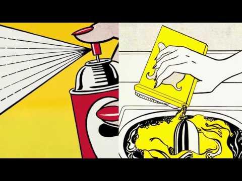 Pop art Nedir? (Tate Modern Müzesi / Global Modernizm)