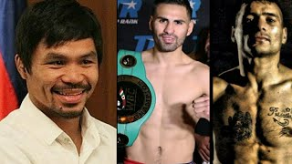 MANNY PACQUIAIO VS MATTHYSSE JUNE 24TH, ARUM SAYS PACQUIAO-RAMIREZ COULD BE NEXT