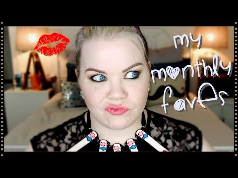Monthly Faves Janurary 2014