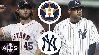 Houston Astros vs. New York Yankees Highlights | ALCS Game 3 (2019)