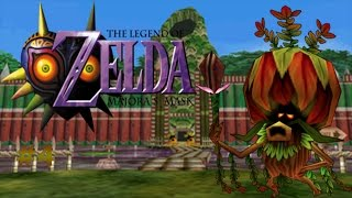 El malentendido de los Deku/The Legend of Zelda: Majora´s Mask #4