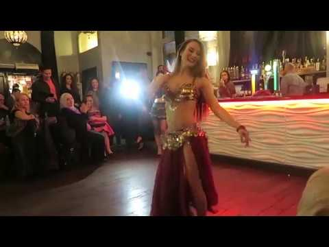 Turkish Oryantal Belly Dance - Tevec